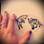 fox tattoo designs on the wrist - see pictures 25.04-2016 1