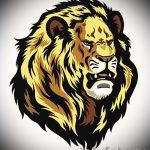 lion conceptions de tatouage pour les filles - les images pour les tatouages de 29042916 2
