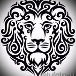 lion conceptions de tatouage pour les filles - les images pour les tatouages de 29042916 3
