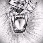 lion conceptions de tatouage pour les hommes - les images pour les tatouages de 29042916 3