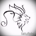 lion conceptions de tatouage sur l'avant-bras - images pour les tatouages de 29042916 2