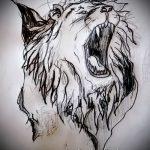 lion de tatouage réalisme - images pour les tatouages de 29042916 2