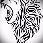 lion tattoo designs for girls - images for tattoos from 29042916 1