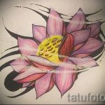 lotus flower tattoo sketches - drawings by 26.04.2016 9