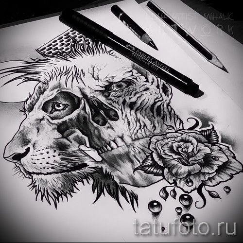 sketches tattoo lion with crown images for tattoos from
