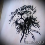 tattoo designs lion on the calf - images for tattoos from 29042916 1