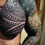 Ärmel Tattoos für Männer - Beispielfoto 1