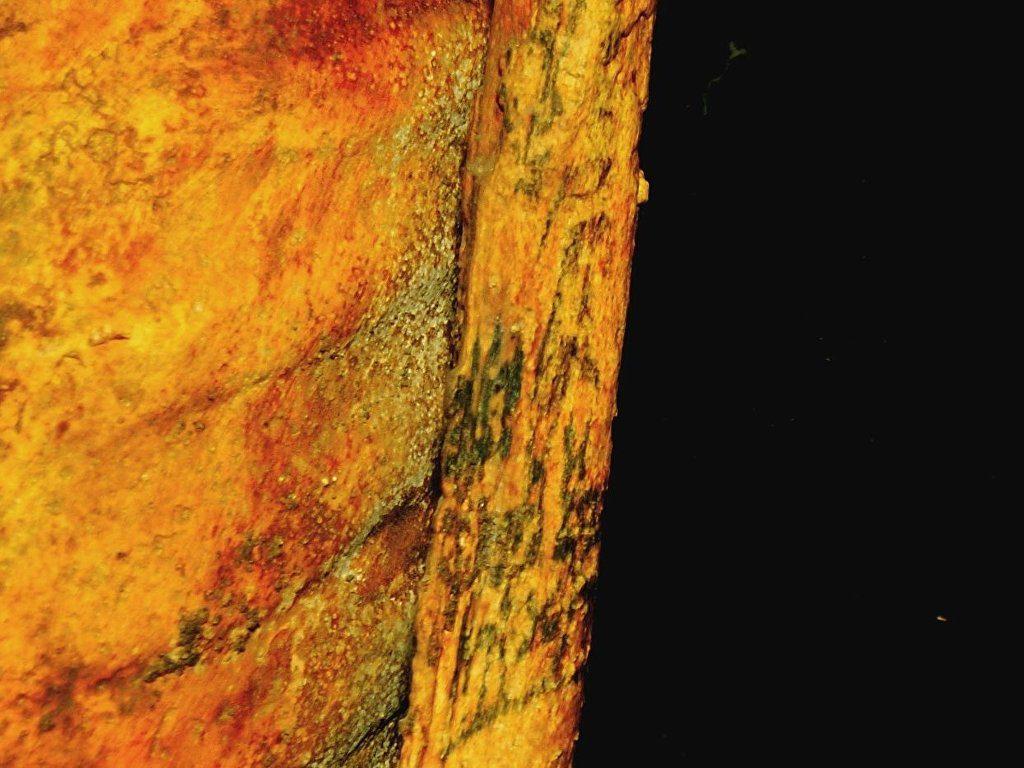 Египетская мумия с загадочными татуировками озадачила ученых - фото 1