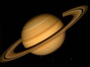 Сатурн планета - пример на картинке - фото