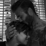 Тату Дэвида Бэкхема - просто фото с Дэвидом Бэкхемом и его татуировками