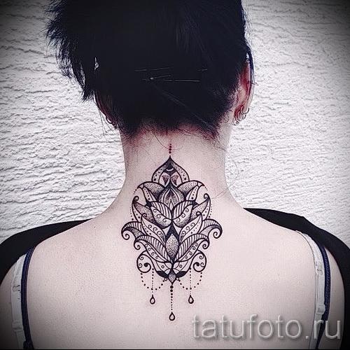 Фото татуировок с кружевами Эскизы-татурф