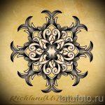 мандала тату эскизы - рисунок для татуировки от 02052016 3