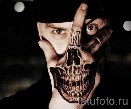 Фото парней с татуировкой на руке
