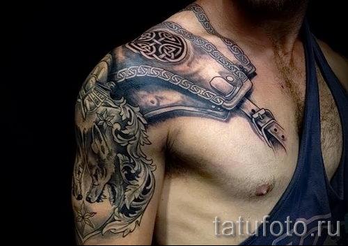 Татуировка доспехи значение фото