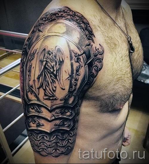 Татуировка латы означает