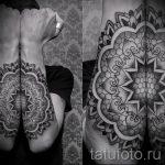 тату мандала на руке - фото пример готовой татуировки от 01052016 52