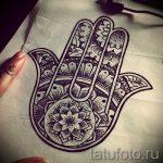 тату мандала эскизы на руку - рисунок для татуировки от 02052016