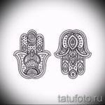 тату мандала эскизы на руку - рисунок для татуировки от 02052016 4