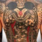 тату микки маус злой - готовая татуировка от 16052016 5
