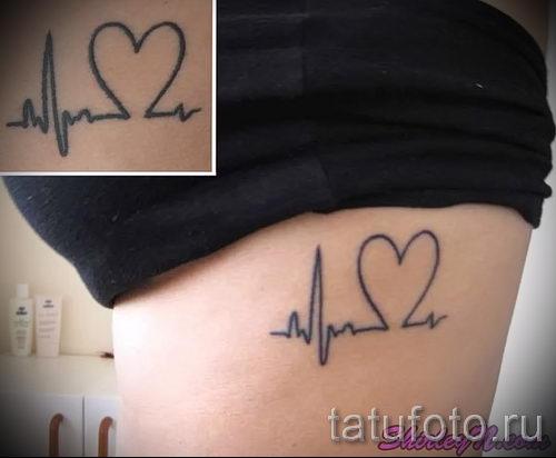 Татуировки под сердцем 49