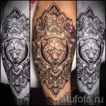 тату рукав мандала - фото пример готовой татуировки от 01052016 26