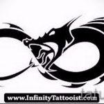 эскизы тату бесконечность - вариант рисунка для татуировки от 09052016 10098 tatufoto_ru