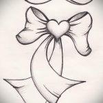 эскизы тату бесконечность - вариант рисунка для татуировки от 09052016 6094 tatufoto_ru