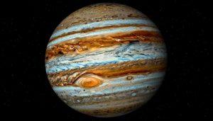 юпитер планета - пример на картинке - фото