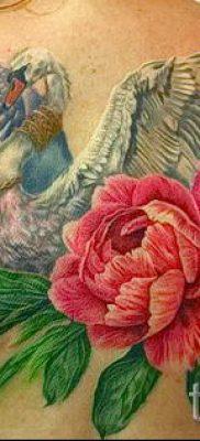 Japanische Tattoo-Pfingstrose Wert – Foto Beispiel der Tätowierung 15052016 1