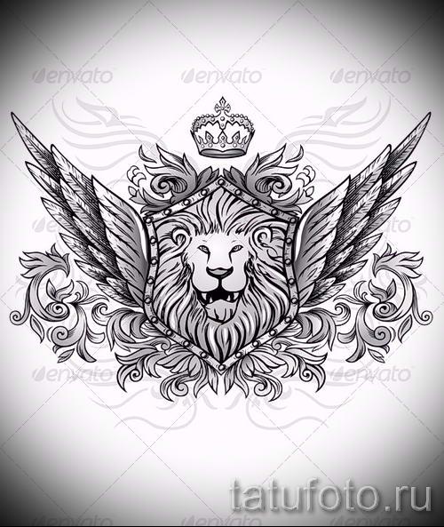 l we mit skizze krone tattoo tattoo auf 15052016. Black Bedroom Furniture Sets. Home Design Ideas