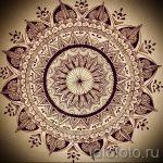 Mandala-Designs auf dem Rücken Tattoo - Tattoo-Zeichnung auf 02052016 6