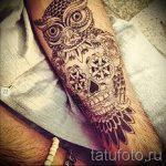 Tattoos für Jungs auf der Hand - Foto Beispiel 1