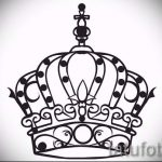 croquis de la couronne de tatouage pour les filles - dessin tatouage sur 15052016 1