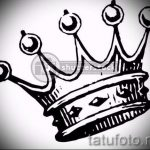 croquis d'un tatouage sur la couronne du poignet - dessin tatouage sur 15052016 2