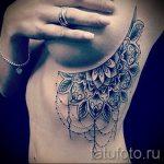 filles mandala de tatouage - Photo exemple du tatouage fini sur 01052016 1