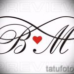 infinity tattoo designs 31029 tatufoto_ru