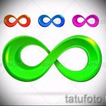 infinity tattoo designs 70067 tatufoto_ru