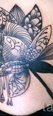 lotus tattoo value for the girls 1