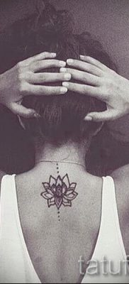 lotus tattoo value for the girls 2