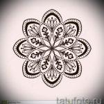 mandala conçoit tatouage sur son dos - dessin tatouage sur 02052016 2