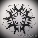 mandala designs tattoo on his back - drawing tattoo on 02052016 1
