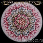 mandala tattoo designs in color - drawing tattoo on 02052016 1