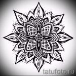 tatouage mandala conçoit sur la main - dessin tatouage sur 02052016 1