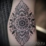 tatouage mandala hommes - par exemple Photo du tatouage fini sur 01052016 1