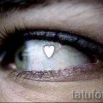 tatouage sur les yeux des conséquences - un exemple de la photographie de 22052016 5