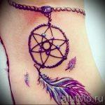 тату на лодыжке браслет - классные фото готовой татуировки 26