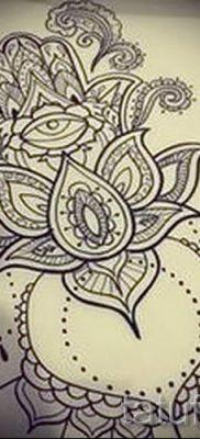 тату хамса – фото пример для статьи про значение татуировки 26