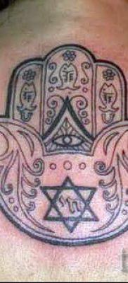 тату хамса – фото пример для статьи про значение татуировки 37
