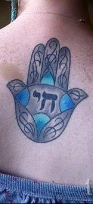 тату хамса – фото пример для статьи про значение татуировки 66