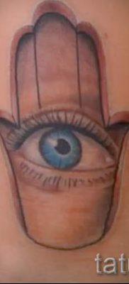 тату хамса – фото пример для статьи про значение татуировки70